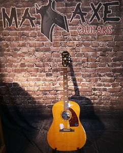 Epiphone Texan 1964 Acoustic/ Electric Guitar Lists $748.00