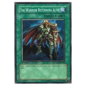 Yu Gi Oh!   The Warrior Returning Alive   5Ds Starter Deck