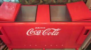 Coca Cola Cooler by Westing House / Master Electric