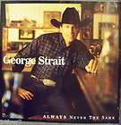 George Strait Strait Out of the Box #27 Promo Poster