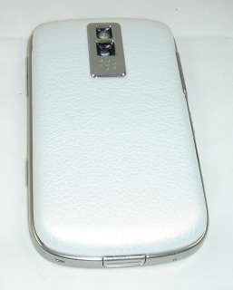 Brand New WHITE OEM Blackberry Bold 9000 Full Housing