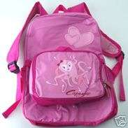Capezio Child Backpack & Lunch Box Ballet Dance Pnk NWT