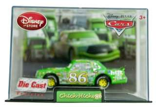 Disney Cars 1 Chick Hicks Die Cast Car Collector Case