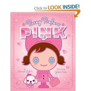 Posey Prefers Pink: Harriet Ziefert, Yukiko Kido: Books