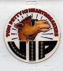 TOM PETTY 1987 ROCK N ROLL CARAVAN LAMINATED VIP BACKST