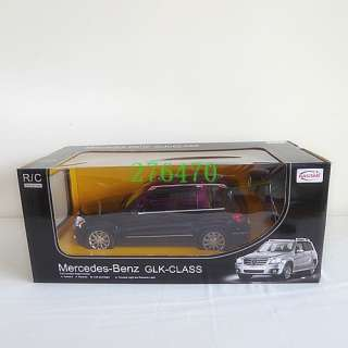 14 Mercedes Benz GLK Class RC Car Black