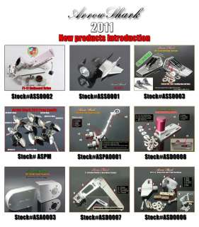 For More Information about Arrow Shark 2011 New Product Line, Please