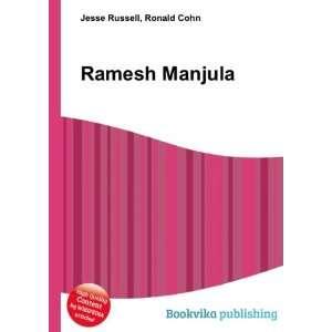 Ramesh Manjula Ronald Cohn Jesse Russell Books