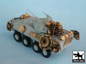 Black Dog 1/72 USMC LAV 25 Iraq Set (Trumpeter) T72001