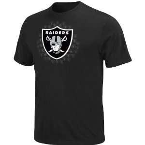 Oakland Raiders Depth Chart T Shirt Small