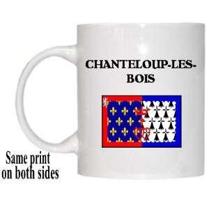 Pays de la Loire   CHANTELOUP LES BOIS Mug: Everything Else