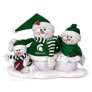 Michigan State Spartans Table Top Snow Family Sports