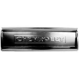 1947 53 Chevy Truck Tailgate, Chevrolet Automotive