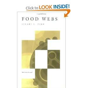 Food Webs (9780226668321): Stuart L. Pimm: Books