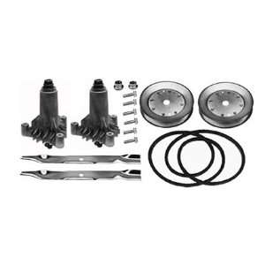 42 Deck Rebuild Kit Fits  Craftsman Mowers Patio, Lawn & Garden