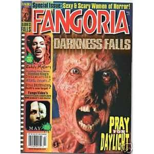 Fangoria Horror Magazine Issue # 220 March 2003: Starlog: Books