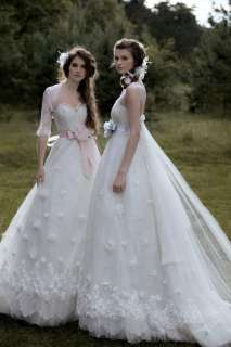 Tulle Wedding Dress Bridal Gown Custom NEW Size 2012 Cheap♥