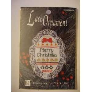 #1211 Merry Christmas Sampler craft kit Arts, Crafts & Sewing