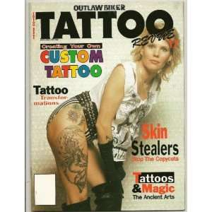 COPYCATS   IN OUTLAW BIKER TATTOO REVUE # 17:  Books