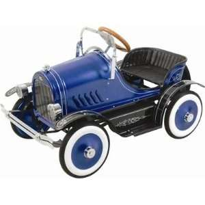 Kalee Deluxe Roadster Pedal Car Blue Toys & Games