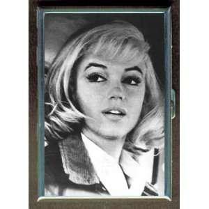 KL MARILYN MONROE 1960S CLOSE UP ID CREDIT CARD WALLET CIGARETTE CASE