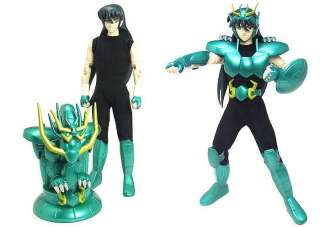 Myth Real Cloth Action Figure Banpresto Bronze Dragon Shiryu