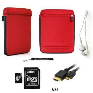 eBigValue RED Exclusive Limited Edition iCap Prince Case Slim Durable