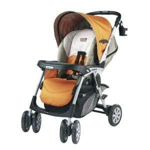 Peg Perego Centro Completo Full Size Stroller in Soleo