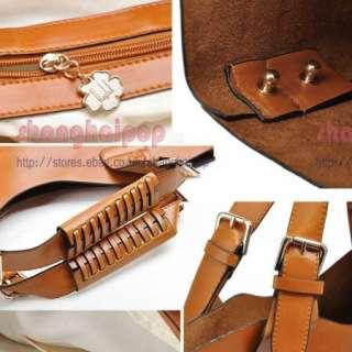 Retro Tote Bag Handbag Shoulder Satchel Fashion Travel Women Girl Lady