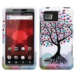 Love Tree HARD Case Phone Protector Cover for Verizon Motorola Droid