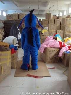 Eeyore Donkey Winnie the Pooh Friend Mascot Costume EPE