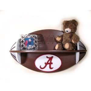 Alabama Crimson Tide Football Shelf NCAA College Athletics