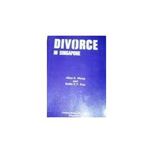 Divorce in Singapore (9789971947446) Aline K. Wong Books
