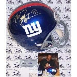 Creative Sports AFSRNYG STRAHAN Michael Strahan Hand Signed New York
