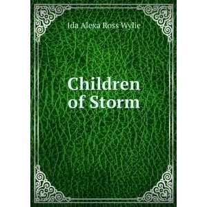 Children of Storm Ida Alexa Ross Wylie Books