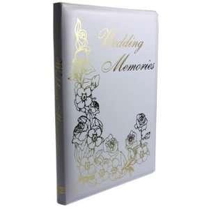 Wedding Memories DVD / Cd Album Double Disc Holder