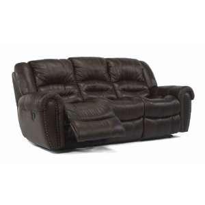 Flexsteel 1210 62 Crosstown double Reclining Sofa
