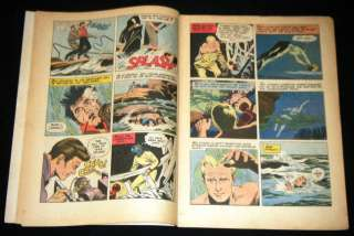 SEA Hunt #8, DELL Comics 1961   LLOYD Bridges COVER