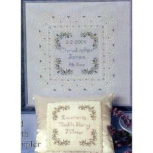 Babys Keepsake And Birth   Cross Stitch Pattern Arts