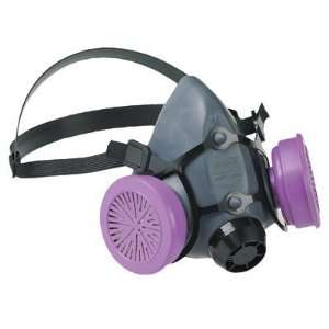 Safety 068 550030L 5500 Series Low Maintenance Half Mask Respirator
