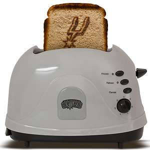 San Antonio Spurs NBA ProToast Toaster *New*