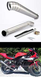GP Style Exhaust Yamaha YZF R1 R 1 2002 2003 02 03 EX27