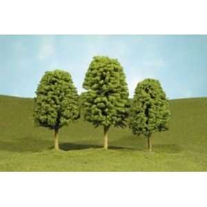 Bachmann 32006 Deciduous Trees (3): Toys & Games