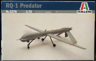 72 Italeri RQ 1 PREDATOR DRONE
