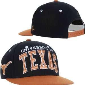 Zephyr Texas Longhorns Super Star Adjustable Hat