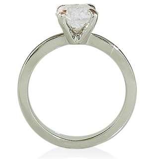 60CT VVS1/G ROUND DIAMOND ENGAGEMENT RING 18K