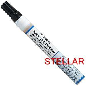 RMA Kester 186 Rosin Flux Pen for solar panel cells
