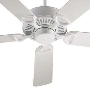 Estate 52 Ceiling Fan in Studio White   Energy Star