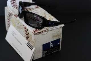 NEW Oakley Fives Squared LA Dodgers Sunglasses MLB Baseball Series