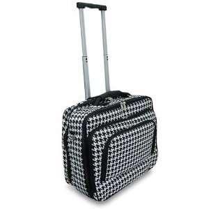 TRIM 16 Rolling Canvas Laptop Bag Brief Case